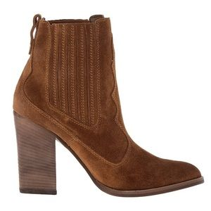 DOLCE VITA SUEDE CONWAY BOOTS